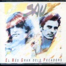 CDs de Música: SAU / EL MES GRAN DELS PECADORS (DOBLE CD EMI 1991) . Lote 53723049