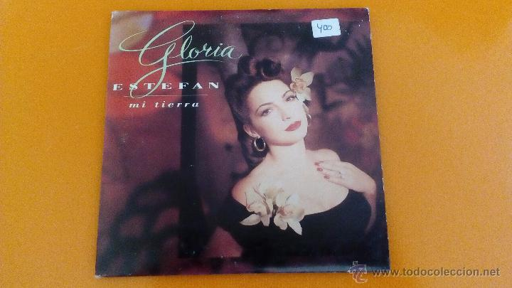 GLORIA ESTEFAN - MI TIERRA (CD SINGLE) (Música - CD's Latina)