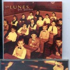 CD di Musica: LOS LUNES QUE QUEDAN / LOS MEJORES LUNES (CD GASA 2000). Lote 53731234