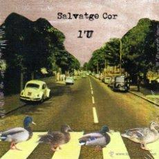 CDs de Música: SALVATGE COR - L'U. Lote 53740447