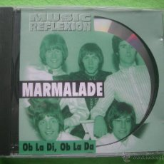 CDs de Música: MARMALADE ( OB-LA-DI-OB-LA-DA ) MUSIC REFLEXION CD ALBUM 1994. Lote 53750455