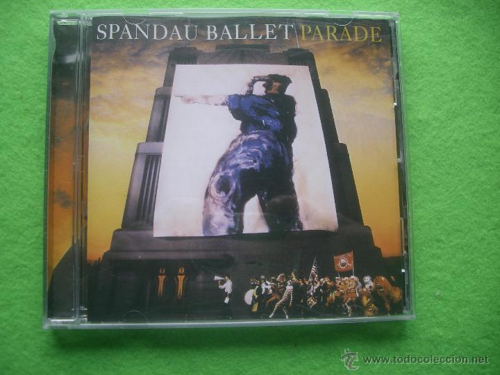 SPANDAU BALLET PARADE CD ALBUM COMO NUEVO¡¡ PEPETO (Música - CD's Pop)