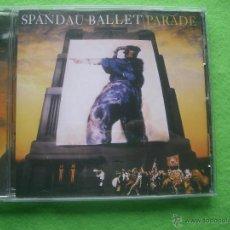CDs de Música: SPANDAU BALLET PARADE CD ALBUM COMO NUEVO¡¡ PEPETO. Lote 53770504