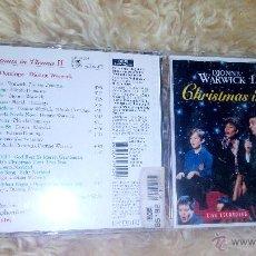 CDs de Música: CHRISTMAS IN VIENNA 2(ERROR DE IMPRENTA) - PLACIDO DOMINGO & DIONNE WARWICK - CD ALBUM . Lote 53780029
