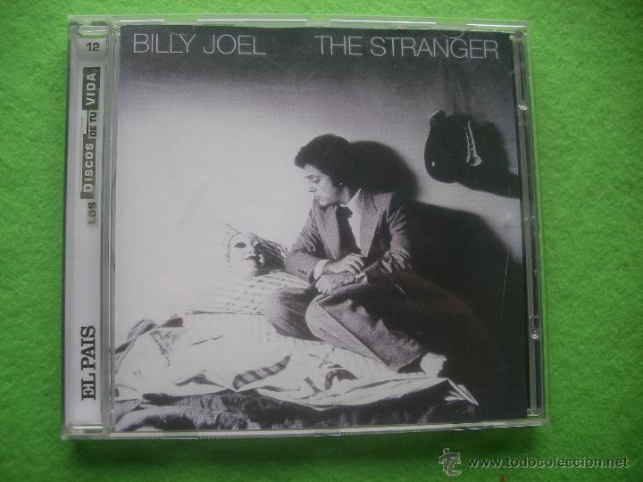 BILLY JOEL - THE STRANGER - CD ALBUM PEPETO (Música - CD's Pop)
