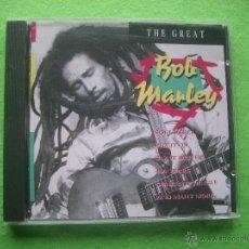 CDs de Música: THE GREAT BOB MARLEY CD REGGAE GOLDIES INTERMUSIC 1993 CD ALBUM NUEVO¡¡. Lote 53790606