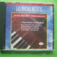 CDs de Música: MICHAEL NYMAN - THE PIANO CONCERTO (Y OTROS ÉXITOS) - CD - 1995 - GREENAWAY / CAMPION NUEVO¡¡. Lote 147489525
