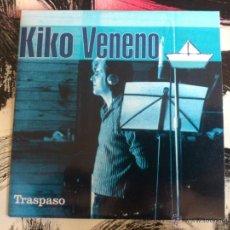 CDs de Música: KIKO VENENO - TRASPASO - CD SINGLE - PROMO - BMG - 1997. Lote 53804366