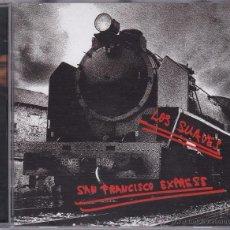 CDs de Música: LOS SUAVES - SAN FRANCISCO EXPRESS CD EDITADO EN 1997. 10 CANCIONES.. Lote 143809330
