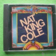 CDs de Música: CD .ALBUM - NAT KING COLE.- LOS 60 DE LOS 60. UNA GRAN DECADA PARA RECORDAR. MADE SPAIN. 1993 PEPET. Lote 53811483