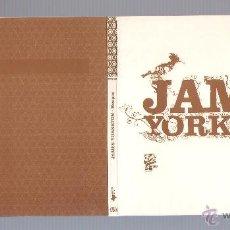 CDs de Música: JAMES JORKSTON - HOOPOE (CD DIGIPAK 2005, HOUSTON PARTY RECORDS HPR128). Lote 53814604