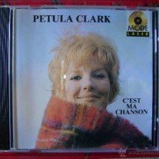 CDs de Música: PETULA CLARK.C´EST MA CHANSON. Lote 53823378
