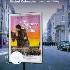 CDs de Música: UNE CHAMBRE EN VILLE / MICHEL COLOMBIER 2CD BSO. Lote 53827585