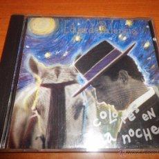 CDs de Música: EDUARDO PALENCIA COLORES EN LA NOCHE CD ALBUM DEL AÑO 1992 SEVILLANAS CONTIENE 8 TEMAS NIÑO DE PURA. Lote 53827664
