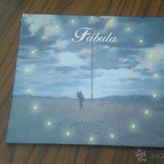 CDs de Música: FABULA. CD DIGIPACK CON 5 TEMAS PRECINTADO. . Lote 53831919