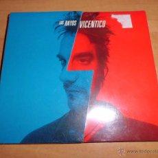 CDs de Música: LOS RAYOS VICENTICO NUEVO PRECINTADO . Lote 53839338