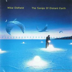 CDs de Música: MIKE OLDFIELD - THE SONGS OF DISTANT EARTH (CD) WARNER MUSIC 1994 - EDICIÓN LIMITADA ALEMANA. Lote 53841898