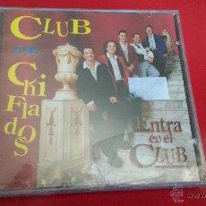 CDs de Música: CD NUEVO PRECINTADO CLUB DE CHIFLADOS ENTRA EN EL CLUB. Lote 53842522