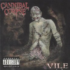 CDs de Música: CANNIBAL CORPSE. VILE. DEATH METAL. 1996. Lote 53869897