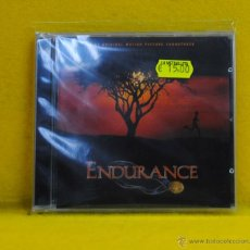 CDs de Música: JOHN WILLIAMS - ENDURANCE - BSO - CD. Lote 53877723