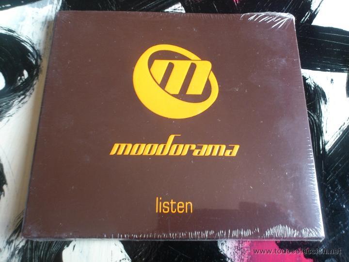 MOODORAMA - LISTEN - CD ALBUM - AUDIOPHARM - 2003 (Música - CD's New age)
