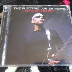 CDs de Música: THE ELECTRIC JOE SATRIANI - AN ANTHOLOGY - DOBLE CD ALBUM - SONY - 2003. Lote 53887415