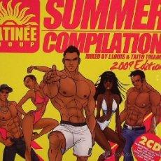 CDs de Música: VARIOUS – MATINÉE GROUP SUMMER COMPILATION - 2009 EDITION -BLANCO Y NEGRO-PRECINTADO. Lote 53910765