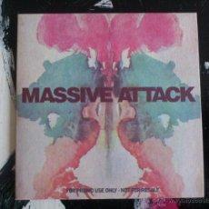 CDs de Música: MASSIVE ATTACK - RISINGSON - SUPERPREDATORS - CD SINGLE - PROMO - 3 TRACKS - CIRCA - 1997. Lote 53921149
