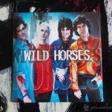 CDs de Música: THE ROLLING STONES - WILD HORSES - CD SINGLE - PROMO - VIRGIN - 1995. Lote 53939375