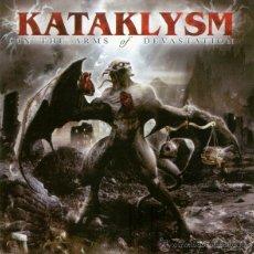 CDs de Música: KATAKLYSM. IN THE ARMS OF DEVESTATION. DEATH METAL. 2006. Lote 53940455