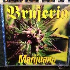 CDs de Música: BRUJERIA - MARIJUANA. Lote 122014970