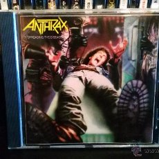 CDs de Música: ANTHRAX - SPREADING THE DISEASE. Lote 53963991