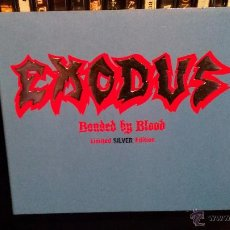 CDs de Música: EXODUS - BONDED BY BLOOD - LIMITED SILVER EDITION. Lote 53949124