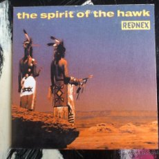 CDs de Música: REDNEX - THE SPIRIT OF THE HAWK - CD SINGLE - PROMO - 2 TRACKS - ZOMBA - 2000. Lote 53958165