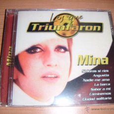 CDs de Música: MINA EN ESPAÑOL, PACIFIC MUSIC 2003. Lote 53964857