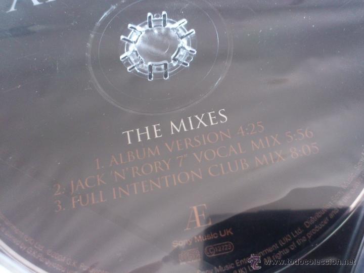 CDs de Música: GEORGE MICHAEL - AMAZING - THE MIXES - CD SINGLE - SONY - 3 TRACKS - 2004 - Foto 3 - 53965278