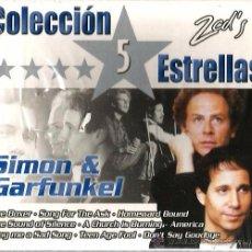 CDs de Música: CAJA SIMON & GARFUNKEL : 2 CD´S / 24 CANCIONES. Lote 53974867