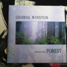 CDs de Música: GEORGE WINSTON - SELECTION FROM FOREST - CD SINGLE - 4 TRACKS - BMG - 1994. Lote 53978803