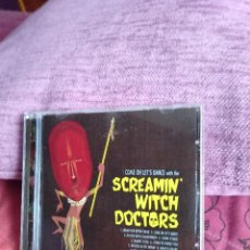 CDs de Música: SCREAMIN' WITCH DOCTORS - COME ON LET'S DANCE WITH THE SCREAMIN' WITCH DOCTORS CD. Lote 53989642