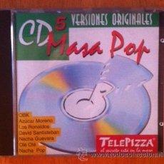 CDs de Música: OBK, LOS RONALDOS, OLÉ OLÉ, NACHA POP, AZÚCAR MORENO, NACHA GUEVARA....... Lote 53999809