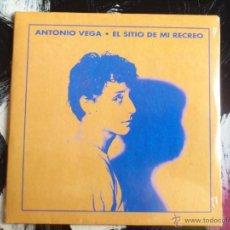 CDs de Música: ANTONIO VEGA - EL SITIO DE MI RECREO - CD SINGLE - PROMO - POLYGRAM - PASION CIA - 1992 - NACHA POP. Lote 54001784