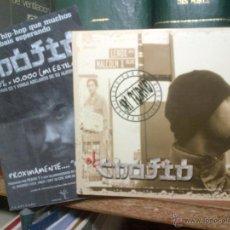 CDs de Música: EL CHOJIN - MI TURNO (1999) - CD DIGIPACK PRIMERA EDICIÓN - REGALO DE FLYER PROMOCIONAL DE LA ÉPOCA.. Lote 180264700