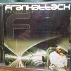 CDs de Música: FRANK T - FRANKATTACK (1999)- DESCATALOGADO. Lote 177579090