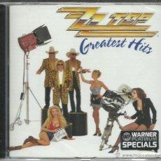 CDs de Música: ZZ TOP - GREATEST HITS - CD WEA NUEVO. Lote 54015898