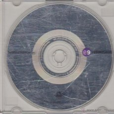CDs de Música: NAJWAJEAN - RETEVISION - CD PROMOCIONAL - SUBTERFUGE. Lote 54018448