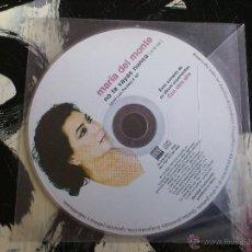 CDs de Música: MARÍA DEL MONTE - NO TE VAYAS NUNCA - CD SINGLE - PROMO - VENTURA - 2002. Lote 54028597