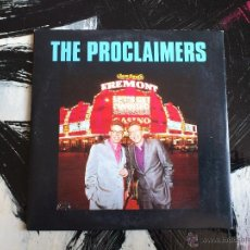 CDs de Música: THE PROCLAIMERS - LET´S GET MARRIED - CD SINGLE - PROMO - 2 TRACKS - CHRYSALIS - 1994. Lote 54028669