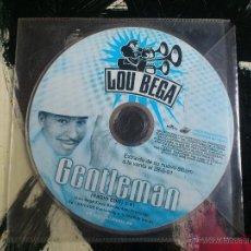 CDs de Música: LOU BEGA - GENTLEMAN - CD SINGLE - PROMO - BMG - 2001. Lote 54033352