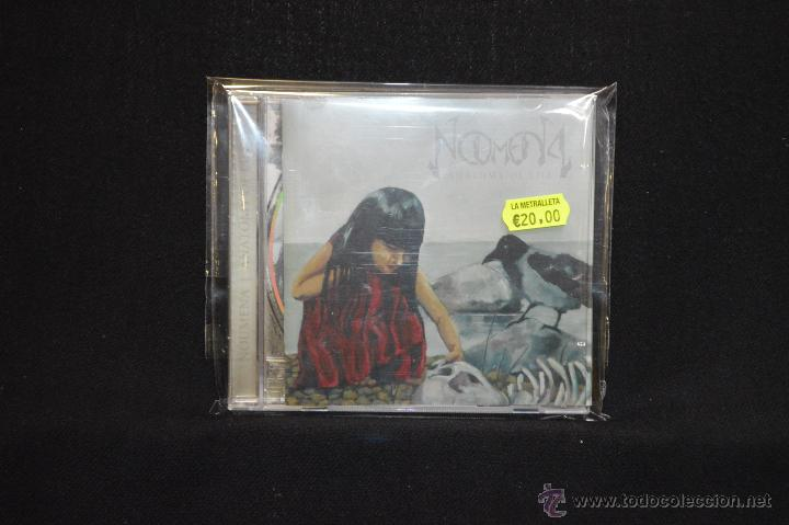 Noumena Anatomy Of Life Cd Comprar Cds De Msica Heavy Metal