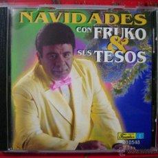 CDs de Música: COLOMBIA.FRUKO Y SUS TESOS.NAVIDADES. Lote 54037969